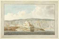 Ardtornish Castle, 1772 f.17